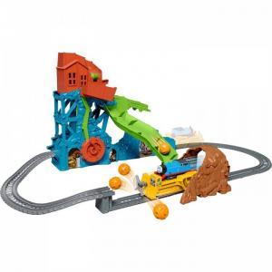 Thomas & Friends Набор игровой Моторизованные паровозики Обвал в пещере Mattel