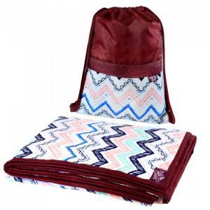 Рюкзак и коврик Зигзаги 190х140 см OnlyCute