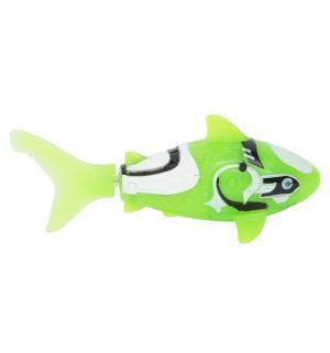 РобоРыбка  Акула зеленая 7 см Robofish