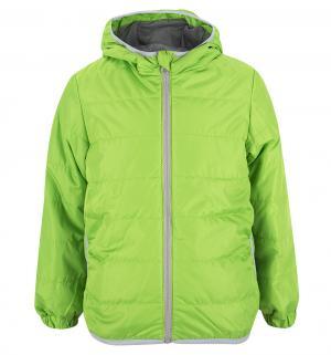 Куртка , цвет: зеленый Zukka