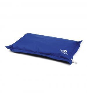 Лежанка для собак  Chill Pill, цвет: синий, 110*75см Beeztees