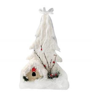 Фигурка  Снежный городок 25 см Новогодняя сказка
