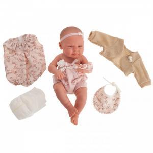 Кукла Соня в розовом 42 см Munecas Antonio Juan