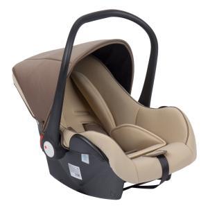 Автокресло  Baby Leader Comfort II, цвет: бежевый/коричневый Kids