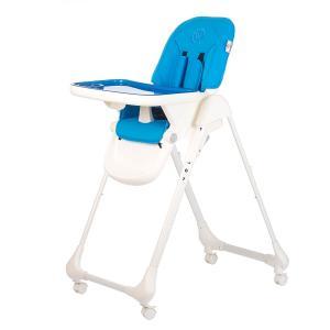Стульчик для кормления  Lunch time, цвет: синий BabyHit