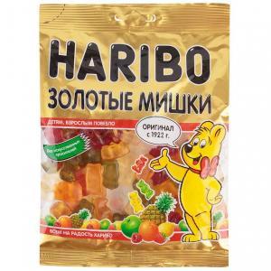 Мармелад  Жевательный Золотой Мишка, 140 г, 1 шт Haribo