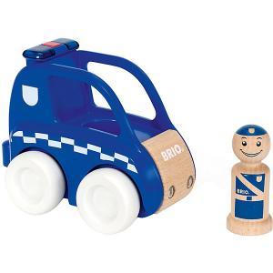 Игровой набор Brio Мой родной дом Полицейская машина
