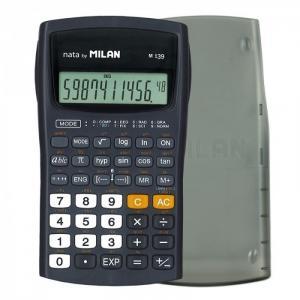 M139 Калькулятор научный 10+2 разрядов 139 функций на батарейках ААА Milan
