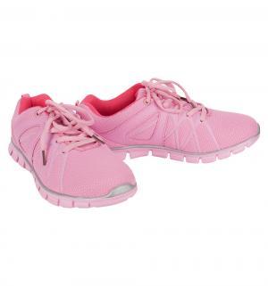 Кроссовки  Amber, цвет: розовый Ascot