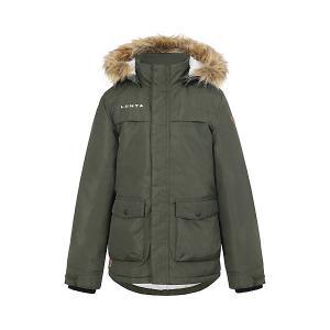 Утепленная куртка Luhta. Цвет: зеленый