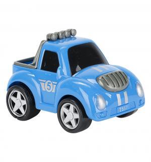 Машинка  Синяя 10 см Tongde