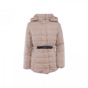 Куртка для девочки SELA. Цвет: бежевый
