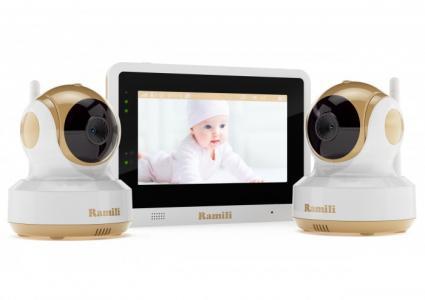 Видеоняня Baby RV1500X2 Ramili