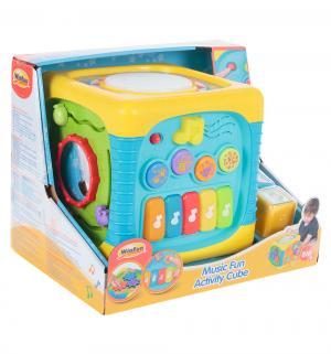 Развивающая игрушка  Музыкальный куб Winfun