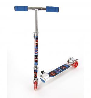 Скутер  Cheerful, цвет: синий X-match