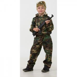 Карнавальный костюм Спецназ Jeanees