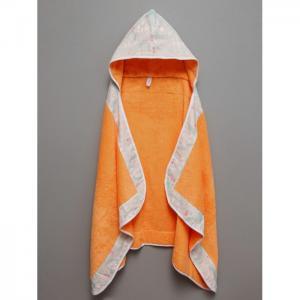 Полотенце с капюшоном Tender Hugs Полянка 140х70 см AmaroBaby