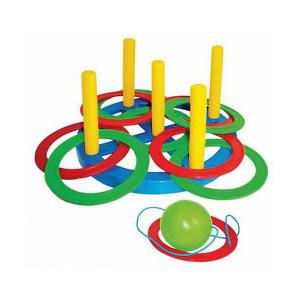 Набор  Набрось кольцо+поймай шарик 2 в 1 Плэйдорадо