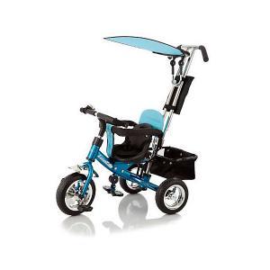 Велосипед трехколесный Lexus Trike Next Generation, синий, Jetem. Цвет: синий