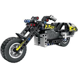 Мотоцикл-конструктор  Tech Комби Чоппер Mioshi. Цвет: разноцветный