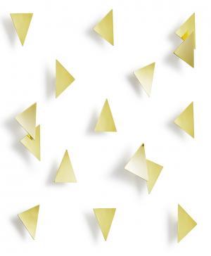 Декор для стен из 16-ти элементов Confetti triangles Umbra