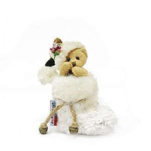 Фигура Мишка в Сапоге 15 см Maxitoys