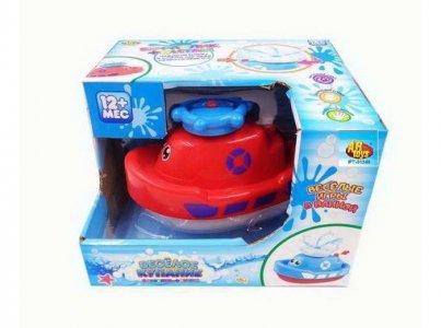 Игрушка для ванной Веселое купание Кораблик ABtoys