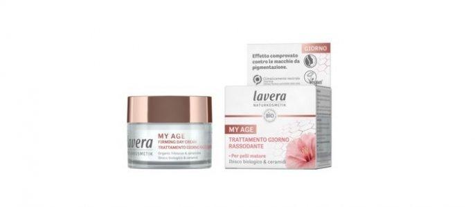 Подтягивающий дневной крем My Age Lavera
