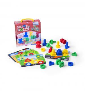 Игровой набор  Винты и гайки (24 дет.) Miniland