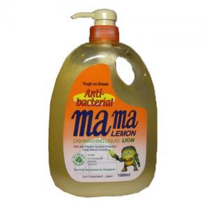 Средство для мытья посуды , 1 л Mama lemon
