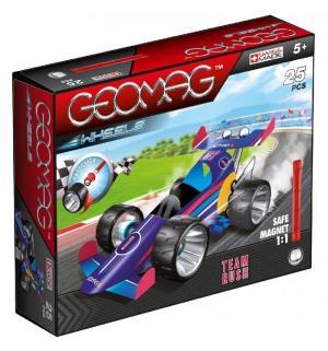 Магнитный конструктор  Машина гоночная Geomag