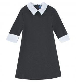 Платье , цвет: серый Смена