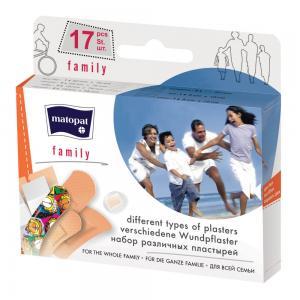Набор пластырей  Family Matopat