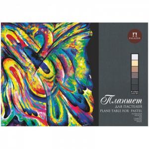 Планшет для пастели Сладкие грезы А2 6 цветов 18 листов Палаццо