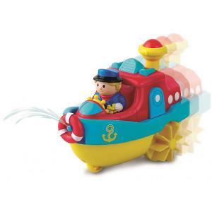 Игрушка для купания  Водный транспорт, пароход HAP-P-KID