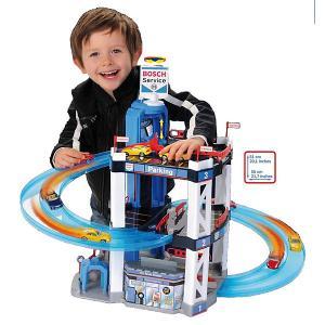 Игровой набор Klein Bosch Парковка, трёхуровневая