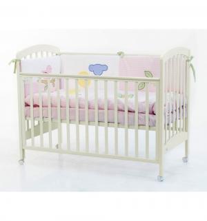 Кровать  Dalmatina, цвет: слоновая кость Fiorellino