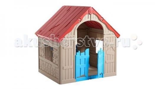 Игровой Дом Foldable Playhouse складной Keter