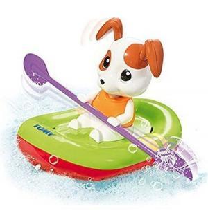 Игрушка для ванной  Щенок в лодке Tomy