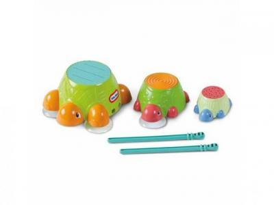 Игрушка для ванны , Черепашки-барабаны Little Tikes