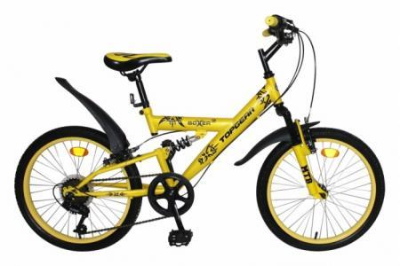 Велосипед двухколесный  Boxer 20 TopGear