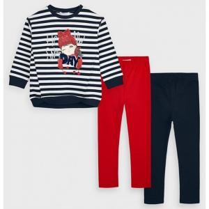 Комплект для девочки: джемпер и брюки 2 шт. 4729 Mayoral