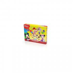 Набор для лепки  Клуб Микки Мауса Бургерная (масса - 6 цв) Disney