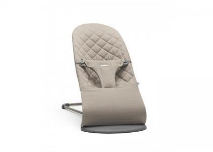 Кресло-шезлонг Balance Bliss с игрушкой для кресла-качалки BabyBjorn