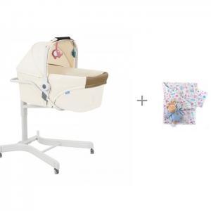 Колыбель  стульчик 3000 Elite 5 в 1 с комплектом Daisy Девочки Simplicity