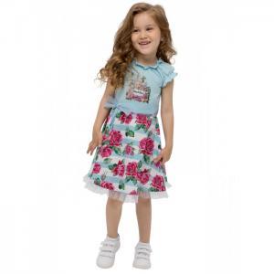Платье для девочки Сказочная история Карамелли