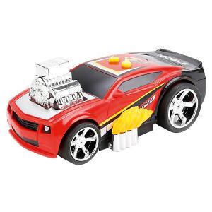 Гоночная машина , черно-красная Играем вместе. Цвет: черный/розовый