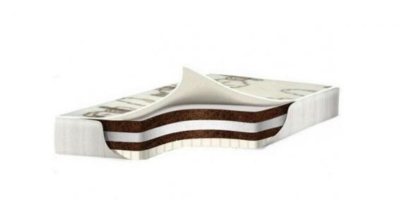 Матрас  Solare Cotton 160x80 см Babysleep