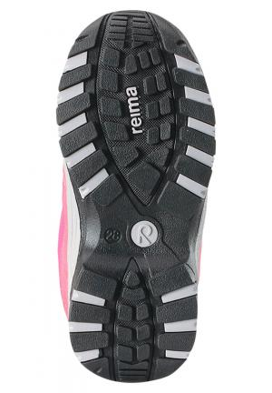 Ботинки  Visby, цвет: розовый Reima