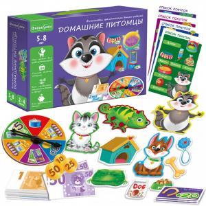 Настольная игра Домашние питомцы Vladi toys